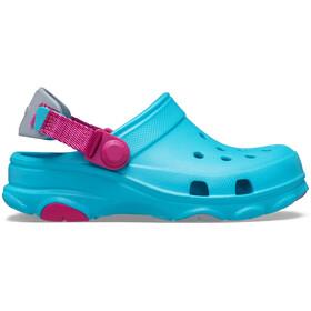 Crocs Classic All-Terrain Clogs Kids, digital aqua